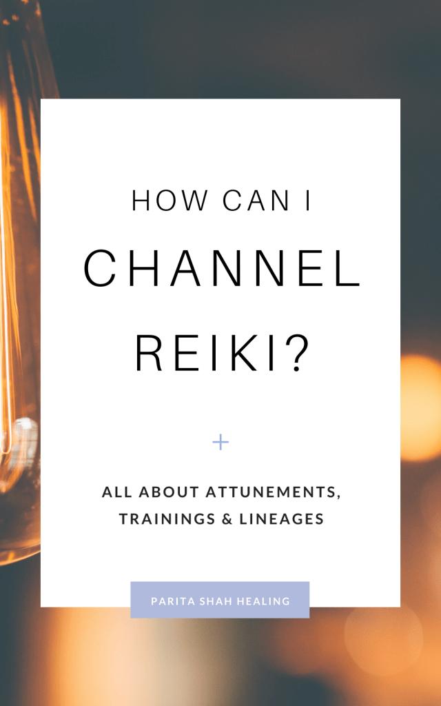 Learn Reiki - Reiki Training NYC